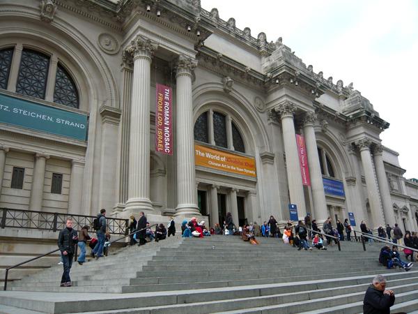 メトロポリタン美術館 The Met