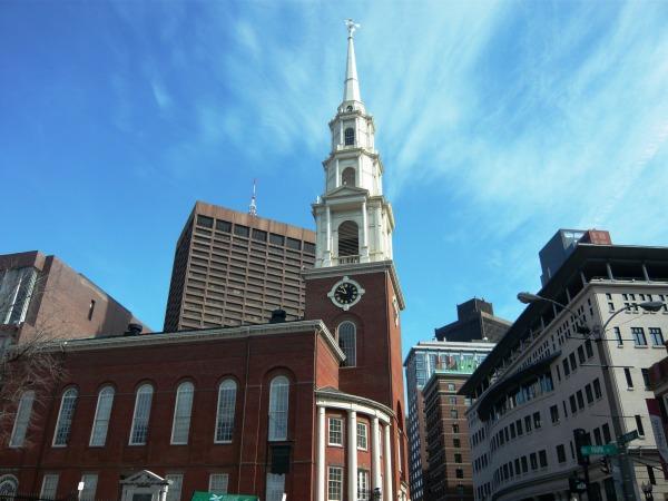 パークストリート教会 Park Street Church