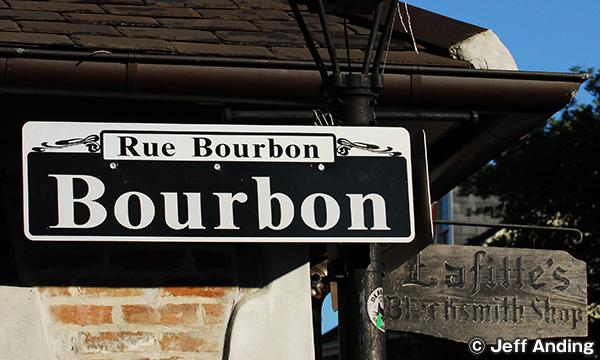 バーボン・ストリート Bourbon St.