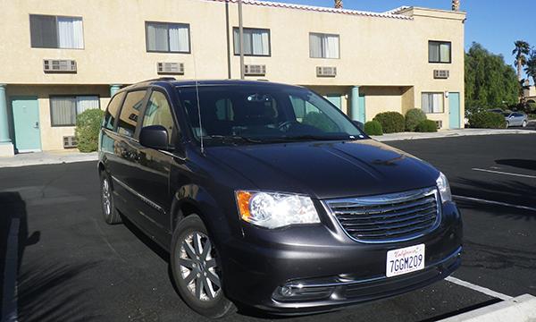 南カリフォルニアの旅 2016 移動手段はレンタカー