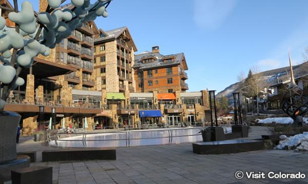 コロラド州 スノーリゾートのホテル