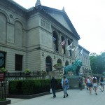 ちょこっとシカゴ 2016 シカゴ美術館