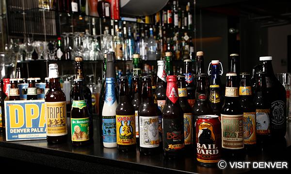ビールの街 デンバー