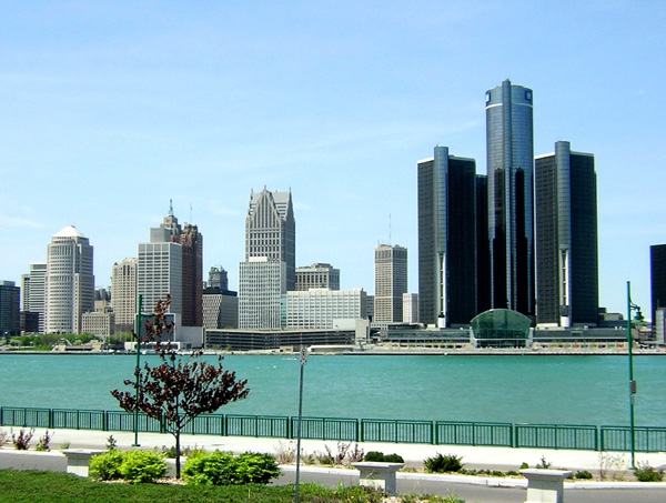 デトロイト Detroit