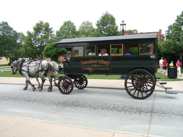 ヘンリーフォード博物館 The Henry Ford Museum
