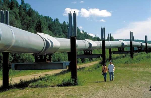 石油パイプライン