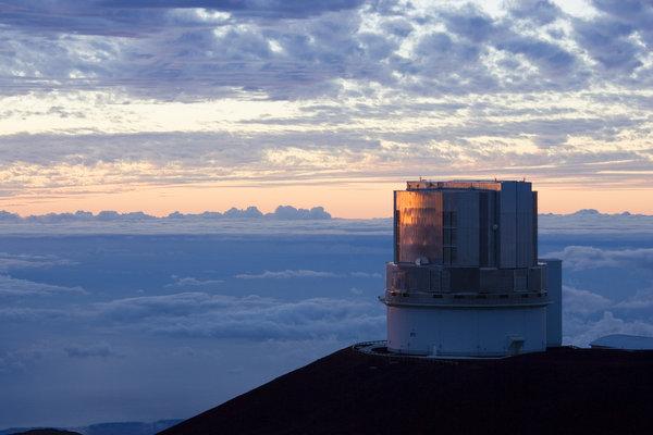 4205mのハワイ最高峰 マウナケア