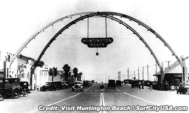 ハンティントンビーチ サーフィンの歴史
