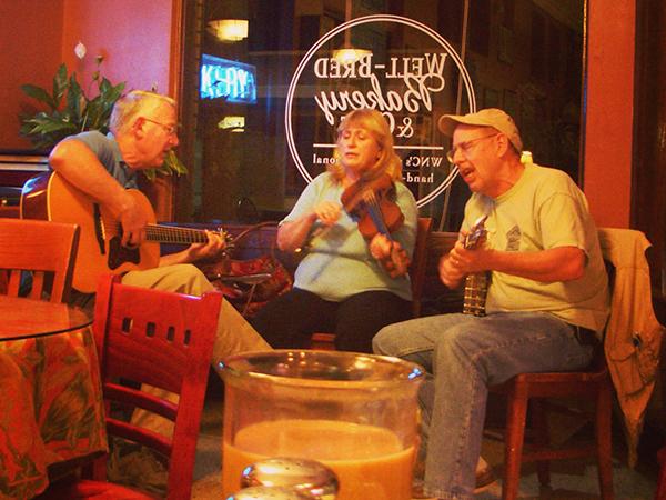 Appalachian Music Journey 2014 ブルーグラスを旅して 1