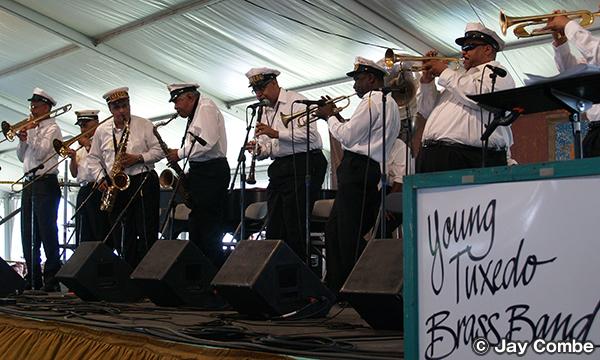 ニューオーリンズ ジャズ&ヘリテージ・フェスティバル<br />New Orleans Jazz Heritage Festival