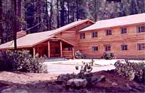園内の宿 ジョン・ミューア・ロッジ