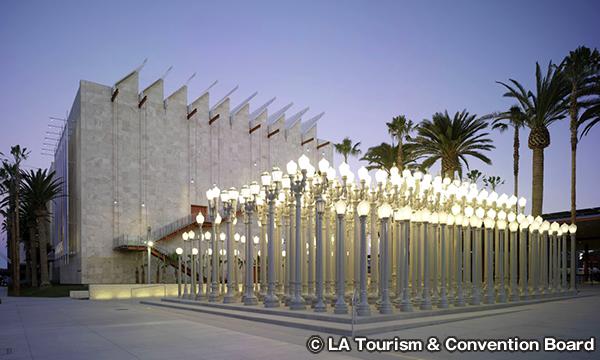ロサンゼルス・カウンティ美術館 The Los Angeles County Museum of Art