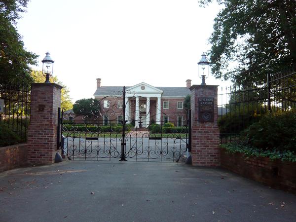 アーカンソー州知事邸