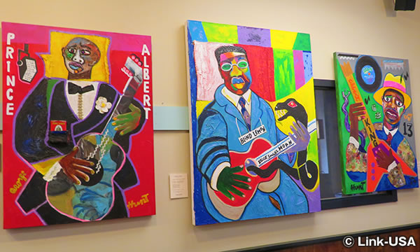 ブルース ミュージック アート ミュージアム Blues Music Art Museum