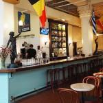 カフェ キーオでヨーロピアン・ブレックファースト