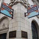 コットンスタジアム The Cotton Museum At The Memphis Cotton Exchange