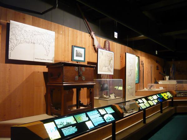 ミシシッピリバーミュージアム Mississippi River Museum