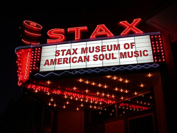 スタックス・アメリカン ソウル ミュージック博物館 STAX Museum