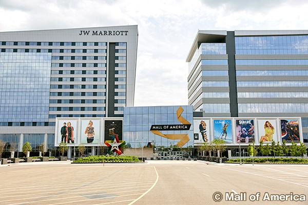 モール・オブ・アメリカ 全米最大規模の複合型施設