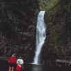自然豊かな渓谷 ハラワ渓谷