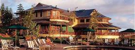 広大な敷地を持ったリゾート ザ ロッジ&ビーチ ビレッジ アット モロカイランチ