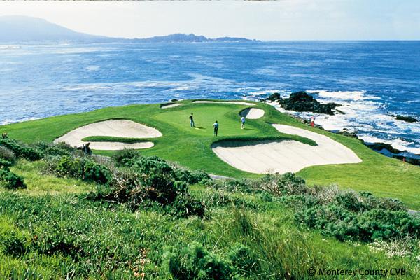 PGAゴルフトーナメント AT&Tぺブルビーチを観る