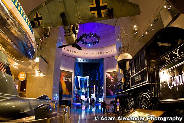 科学産業博物館 Museum of Science and Industry