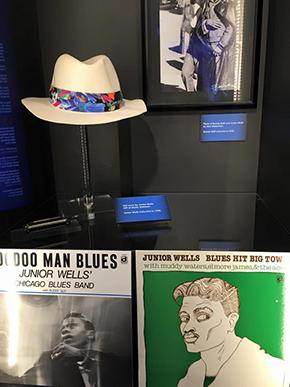 ジュニア ウェルズの帽子
