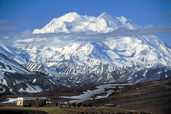 アラスカの大自然を満喫する 国立公園 National parks