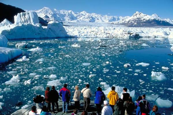 キナイフィヨルド国立公園 Kenai Fjords National Park