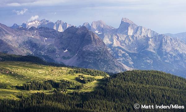 ロッキーマウンテン国立公園 Rocky Mountain National Park