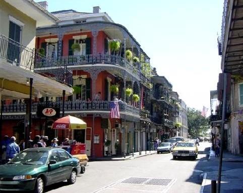 フレンチクオーター The French Quarter
