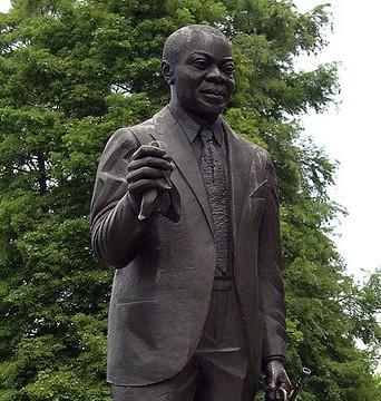 ルイ・アームストロング・パーク Louis Armstrong Park