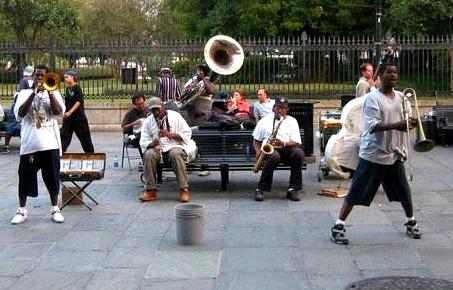 ジャクソン広場 Jackson Square