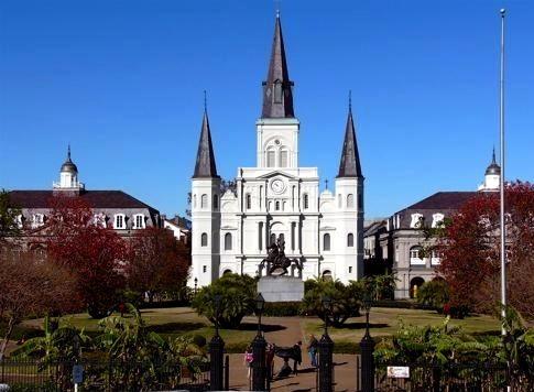 セント・ルイス大聖堂 Saint Louis Cathedral