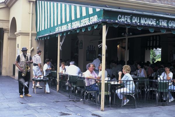 カフェ・デュ・モンド Café du Monde