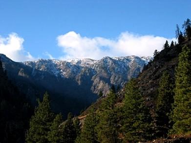 ノースカスケード国立公園 North Cascades NP