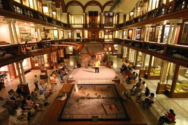 ビショップミュージアム Bishop Museum