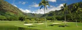 マカハリゾート&ゴルフクラブ マカハの静かなゴルフリゾート