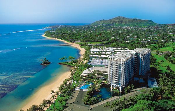 オアフ島屈指の高級リゾートホテル ザ・カハラ・ホテル&リゾート