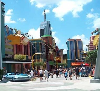 ユニバーサル・オーランド・リゾート Universal Orlando Resort