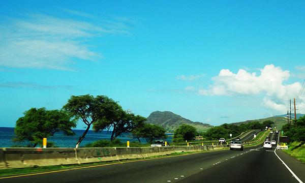 オアフ島 レンタカーの旅 2015 レンタカーの予約
