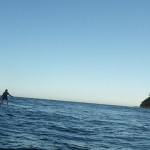 オアフ島 レンタカーの旅 2015 早朝のサーフィン