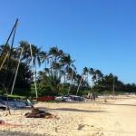 オアフ島 レンタカーの旅 2015 クアロア ~ カイルア ~ ラニカイ(ラニカイの小道 編)