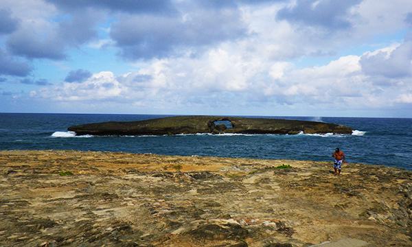 オアフ島 レンタカーの旅 2015 ライエ・ポイント