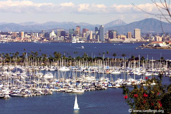 サンディエゴ San Diego