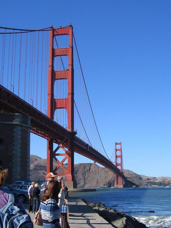 サンフランシスコは素敵な街や大自然へのゲートウエイ