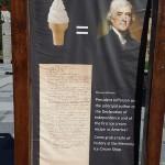 トーマス・ジェファーソンとアイスクリーム