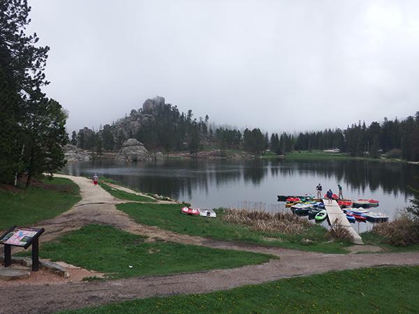 カスター州立公園 Custer State Park