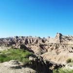 サウスダコタ探訪2016 バッドランズ国立公園